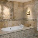 Luxurious modern bathroom — Stock Photo #2746464