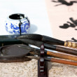 Stock Photo: Four Treasures of the Study in China