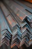Angle iron — Stock Photo