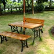 Garden Furniture - Stock Photo