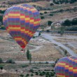 Stock Photo: Cappadocia balloon