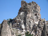 Uchisar Cappadocia — Stock Photo