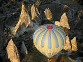 Cappadocia balloon — Stock Photo