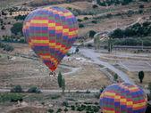Cappadocia balloon — Stock Photo
