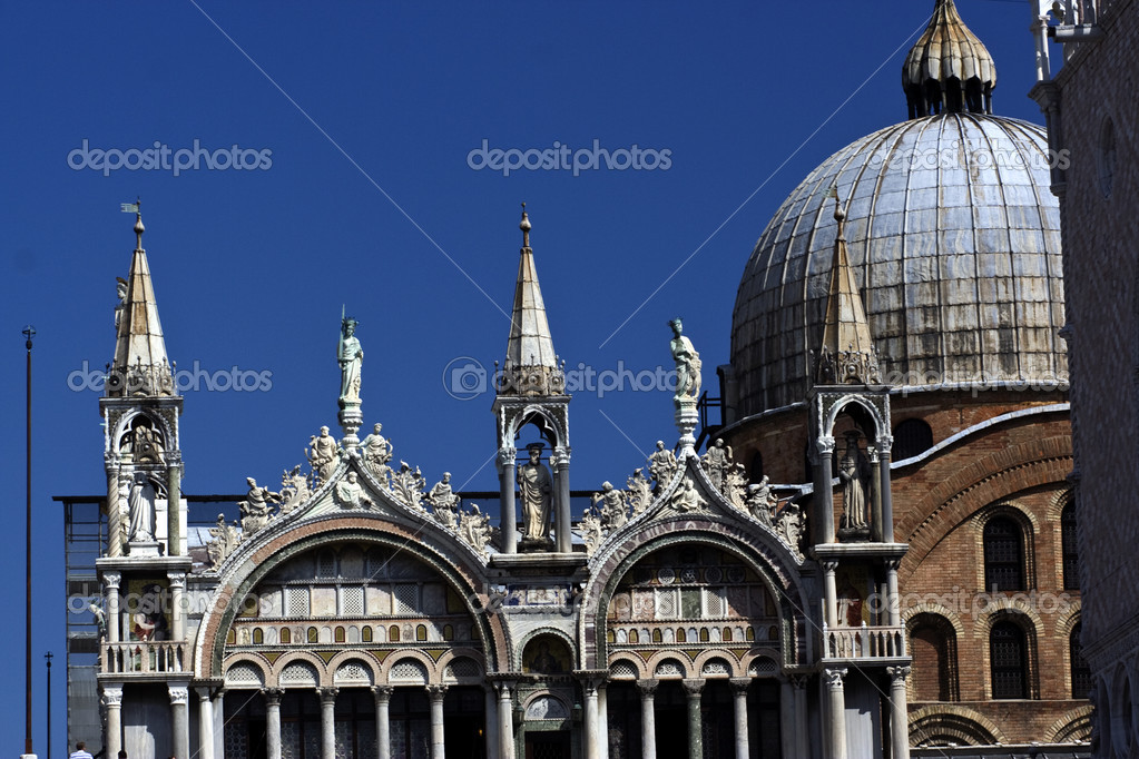 San Marco  Stock Photo #2740436