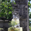 Stock Photo: Indonesistatue