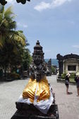 Indonesian statue — Stock Photo