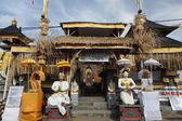 Indonesiska tempel — Stockfoto