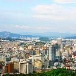 Seoul — Stock Photo #2784341