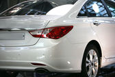 2011 Sonata Hyundai — Stock Photo