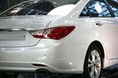 2011 Sonata Hyundai — Stock Photo