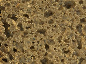 Brown bread surface — Stock Photo