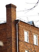 Chimny corner — Stock Photo