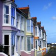 Colourful houses — Stock Photo #3183181