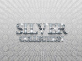 Silver — Stock Photo