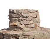 Different sizes of stones — Stock Photo