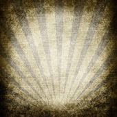 Vintage rays pattern background — Photo