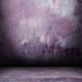 Grunge empty room — Stock Photo