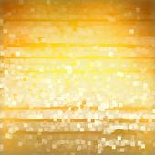 Lichte vierkantjes op gele achtergrond — Stockfoto