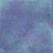 Grunge blue cracked background — Stock Photo