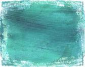 Washed light blue grunge coconut paper background — Stock Photo