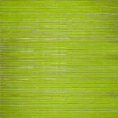 Grass green wooden slatted background — Stock Photo