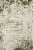 White grunge cement background with frame — Stock Photo