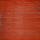 Watercolor red wooden slatted background — Stock Photo