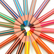 Pencil rainbow — Stock Photo #3040727