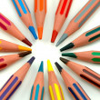 Pencil rainbow — Stock Photo #3040735
