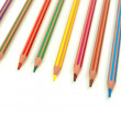 Stock Photo: Sharpened pencils