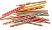 Barevné tužky — Stock fotografie