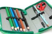 Pencil case — Stockfoto