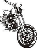 Harley. — Stock vektor