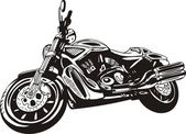 Harley. — Stock Vector