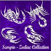 Scorpio. — Stock Vector