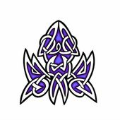 Keltische ornamentale Gestaltung. — Stockvektor