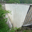 Dam in Verzasca Valley - Stock Photo