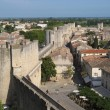 Provence city of Aigues-Mortes — Stock Photo