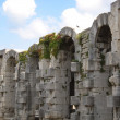 Roman arenas in Arles - Stock Photo