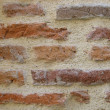 Old bricks texture — Stock Photo