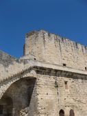 Ramparts of Aigues-Mortes — Stock Photo