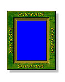 Painting frame — Stock Photo