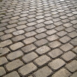 Stone block paving background — Stock Photo #2832246