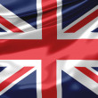 UK flag — Stock Photo #3287574