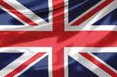 UK flag — Foto Stock