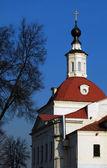 Old orthodox rural church — Stock Photo