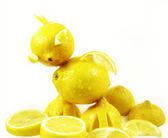 Pollo limoni — Foto Stock
