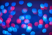 Blurred lights background. — Stock Photo