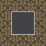Golden floral frame — Stock Vector #3923031